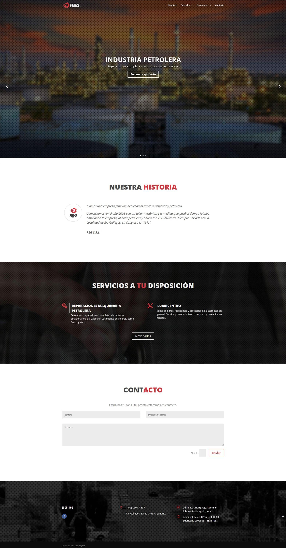 Desarrollo web - REG
