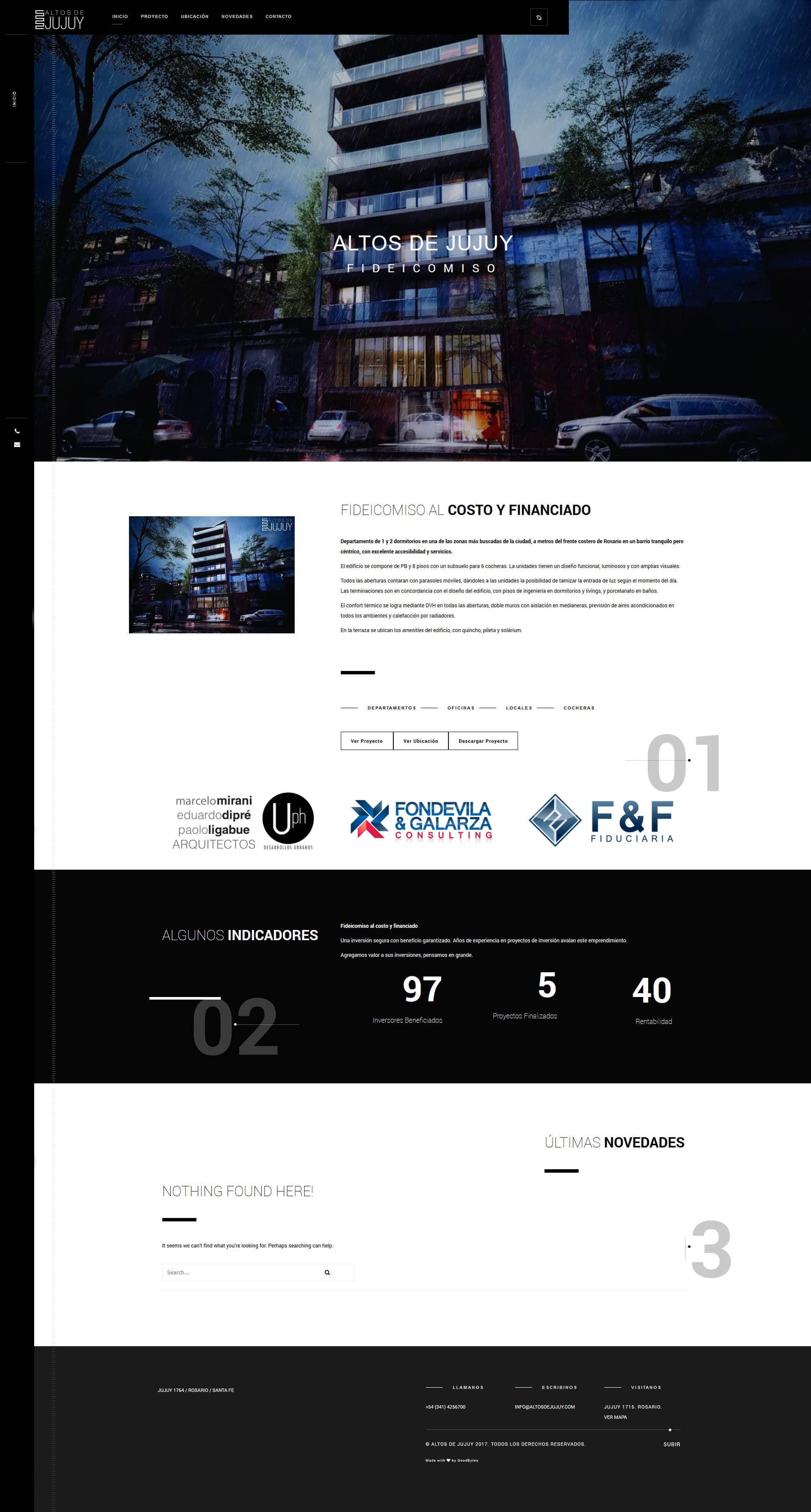 Diseño y Desarrollo Web - AltosdeJujuy