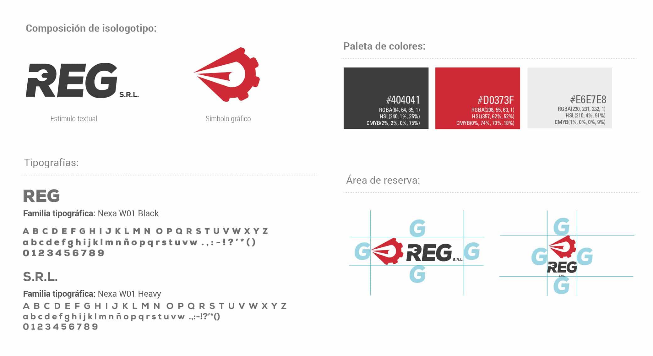 Diseño Gráfico - REG
