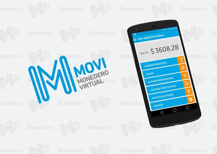 App Movi Virtual: una nueva forma de pago en el transporte urbano